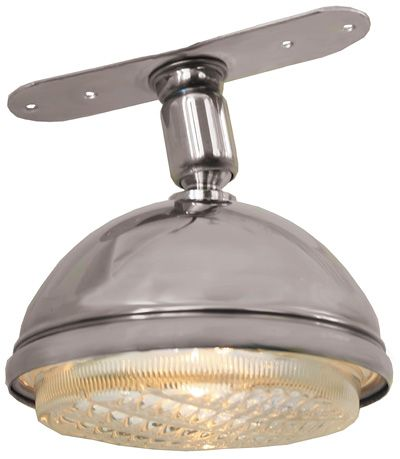 SPREADER LIGHT SWIVEL BASE 12V