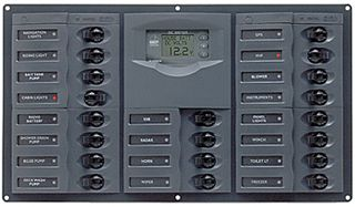 BEP PANEL DC 20G DIGITAL 12-24V