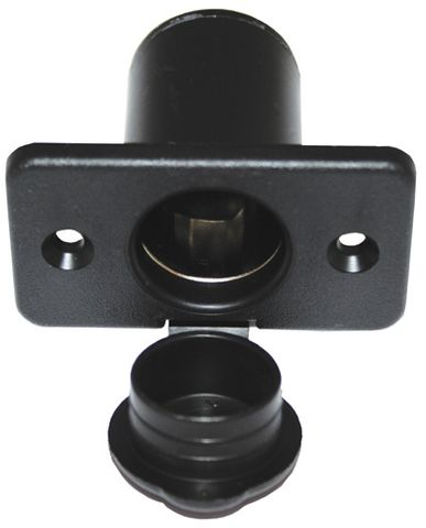 SUTAR SOCKET RECTANGLE F/MOUNT