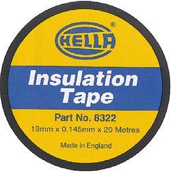 Hella PVC Insulation Tape
