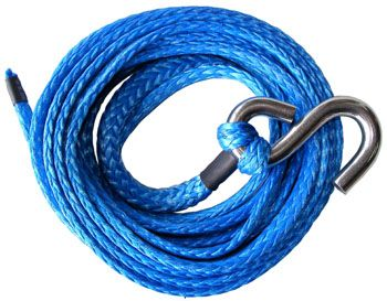 Super Winch Rope with S Hook