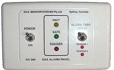 DVK GA286 Gas Detectors