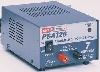 GME Regulated Power Supplies