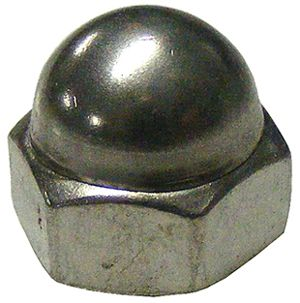 304G Stainless Steel Dome Nuts