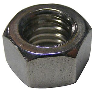 316G Stainless Steel Hex Nuts