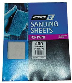 Abrasive Paper Sheets - Wet & Dry