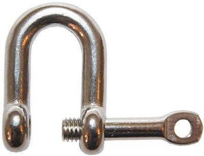 Generic Stainless Steel Captive Pin Dee