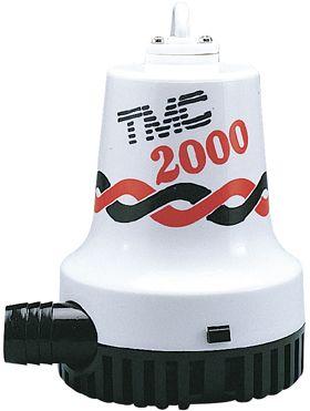 PUMP BILGE TMC 2000GPH 24V