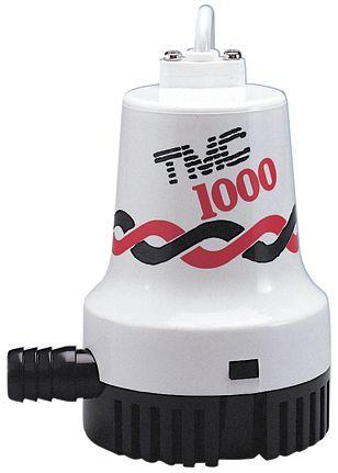 PUMP BILGE TMC HD 1000GPH 12V
