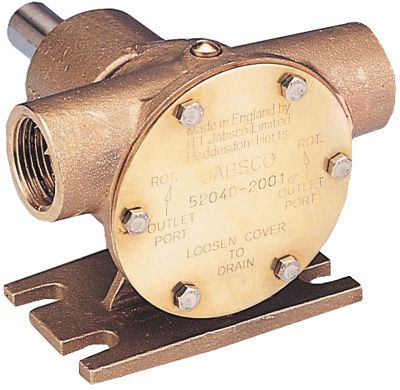 PUMP JABSCO 52040-2001 COMPACT