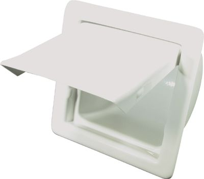 TOILET ROLL HOLDER RECESS PVC
