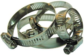 Standard Worm Drive Clamps