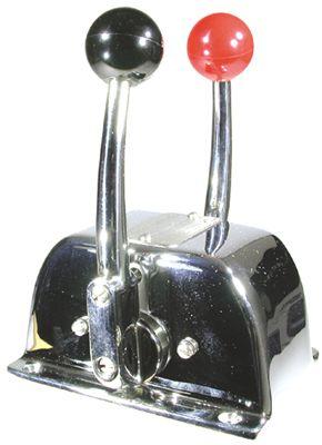 Morse S-Series Single Action Engine Controls
