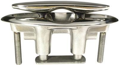 Flush Mount Stainless Steel Horn Cleats