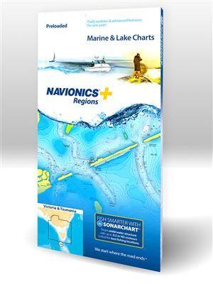 Navionics + Regional Charts