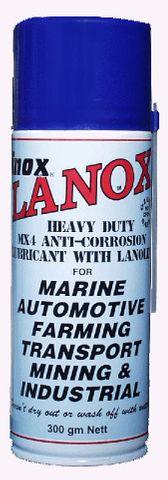 INOX LANOX H/DUTY 300G