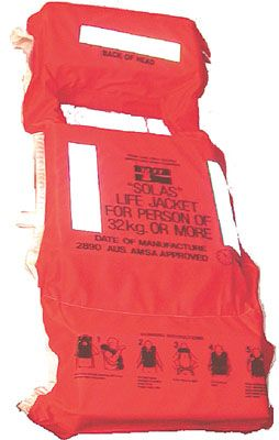 LIFEJACKET RFD SOLAS