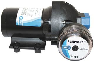 Jabsco Deck Wash Pumps & Accessories