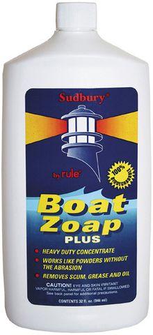 """Sudbury Boat Zoap """"Plus"""""""