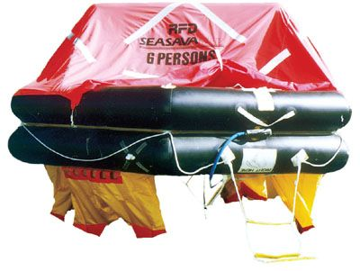 RFD Seasaver Plus Emergency Liferafts