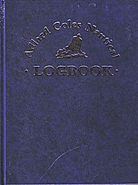 BOOK ADLARD COLES LOG