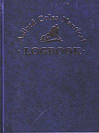 BOOK ADLARD COLES LOG