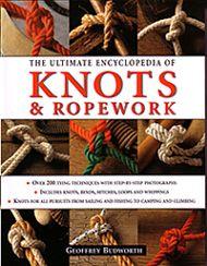 BOOK ENCYCOPEDIA  KNOTS/ROPEWORK