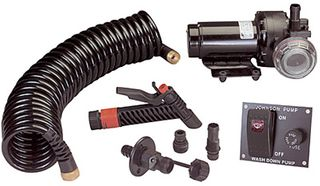 Johnson Deck Wash Pumps & Accessories