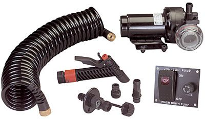 Johnson Aquajet Wash Down Pump Kit 5.2