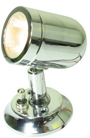 Halogen Bulkhead Light
