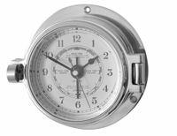 PLASTIMO TIDE CLOCK CHROME HINGE 115MM