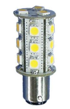 LED BA15 Replacement Globes