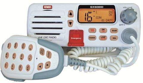GME GX600DW VHF DSC Transceiver with Options