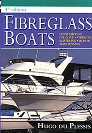 BOOK FIBREGLASS BOATS DU PLESSIS