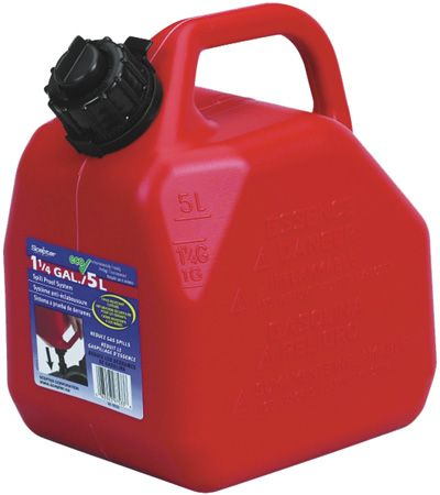 Scepter Plastic Fuel Storage Cans