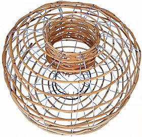 LOBSTER POT FULL CANE 630MM