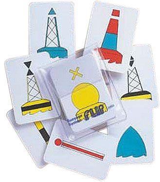 NAVIGATIONAL FLIP CARDS