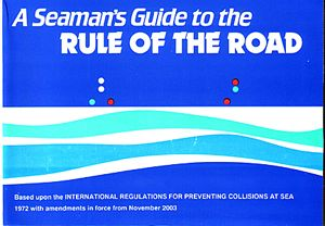 BOOK SEAMANS GUIDE TO RULES
