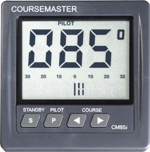 Coursemaster CM85i Autopilots