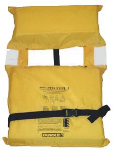 LIFEJACKET PFD1 BURKE MARINER