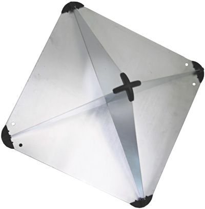 Fold Down Radar Reflectors