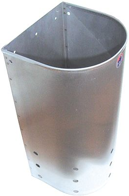 Sailmaster Stainless Steel Berley Bucket