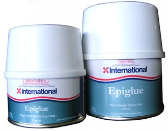 International Epiglue Epoxy Glue