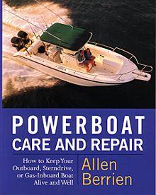 BOOK POWERBOAT CARE & REPAIR