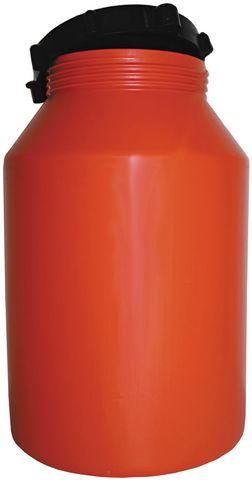 FLARE CONTAINER PLASTIC LGE