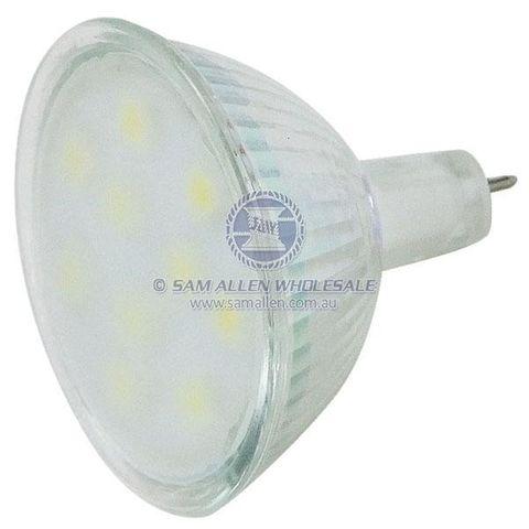 GLOBE LED MR16 S/BRITE COOL