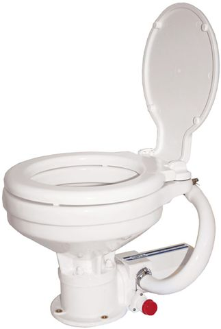 TMC Electric Toilet - Standard Bowl