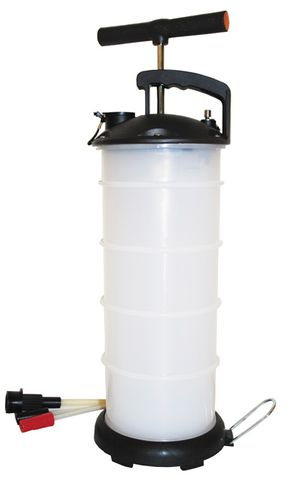 Vacuum Sump Oil Extractors