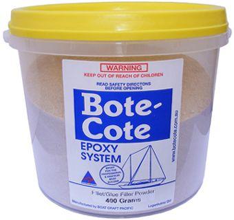 Bote Cote Epoxy Additive - Glue & Filleting Filler