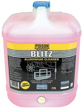 Chemtech Blitz Aluminium Dinghy Cleaner